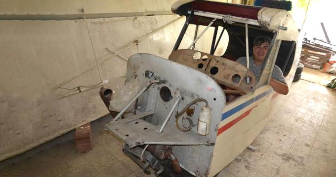 29 yıl önce gazete kuponuyla verilen uçak satışa çıkarıldı!