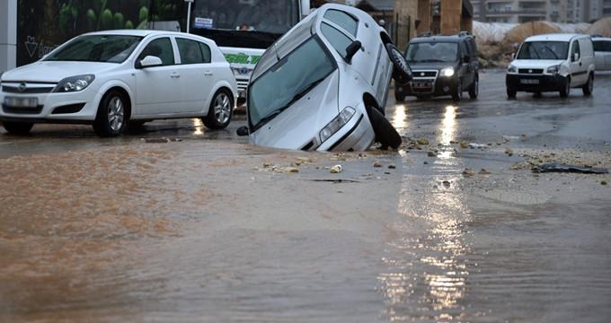 Meteoroloji, 9 ilimizde oturan vatandaşları acil koduyla uyardı