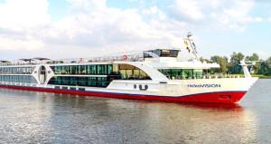Nehir gemisi Nickovision, Türkiyeden ilk misafirlerini ağırlayacak!