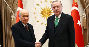AK Parti ve MHP, ittifakın devamı için anlaşma sağladı