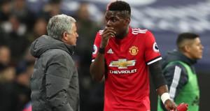 Jose Mourinho, Pogbanın kaptanlığını aldı
