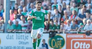 Nuri Şahin asist yaptı, Werder Bremen 3 puanı 3 golle aldı
