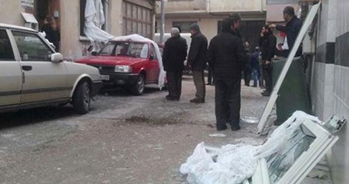 Bursa'da bir binada doğalgaz patlaması meydana geldi! Yaralılar var
