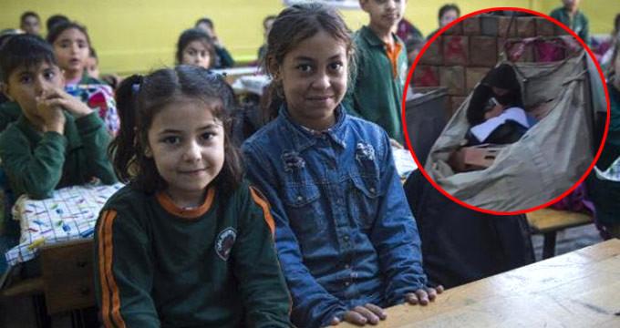 Kağıt toplama arabasında kitap boyayan kız için bakanlık harekete geçti