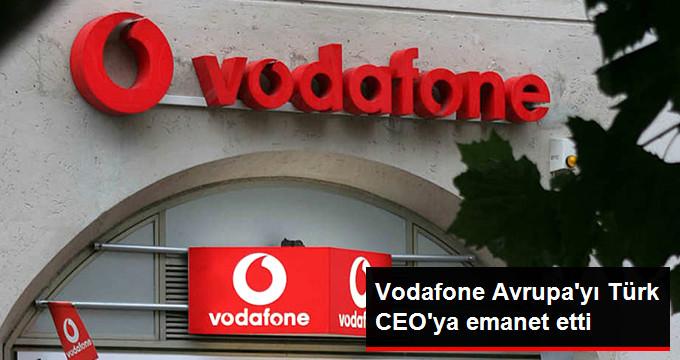 Vodafone Avrupa Bölge CEOluğuna Serpil Timuray Atandı