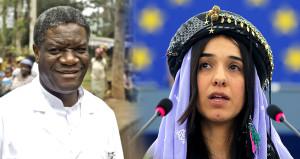 Nobel Barış Ödülü'nü alan Nadia Murad ve Denis Mukwege kimdir?