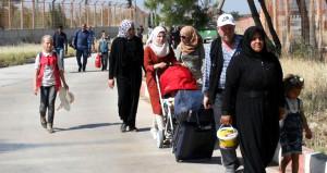 TSK'nın operasyonları sonrası, yüz binlerce Suriyeli geri döndü