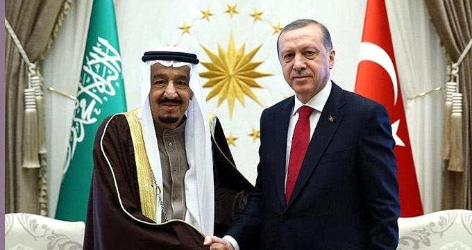 Suudi Kralı Selman'dan, Cumhurbaşkanı Erdoğan'a 'Kaşıkçı' telefonu