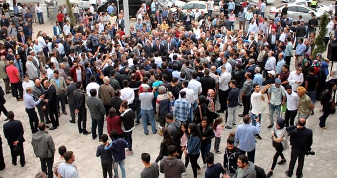 Midyat'ta düzenlenen festivalde, 4 farklı dilde konser verildi