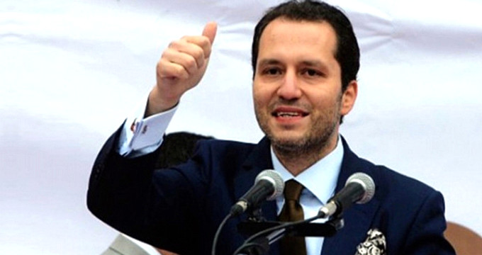 Saadet'ten ayrılan Erbakan, yeni parti için kolları sıvadı