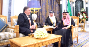 ABD'den Suudi Arabistan'a Kaşıkçı teşekkürü!