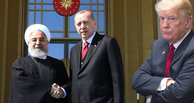 ABD, ''İran'a yaptırım, Türkiye'yi etkiler mi?'' sorusuna cevap verdi