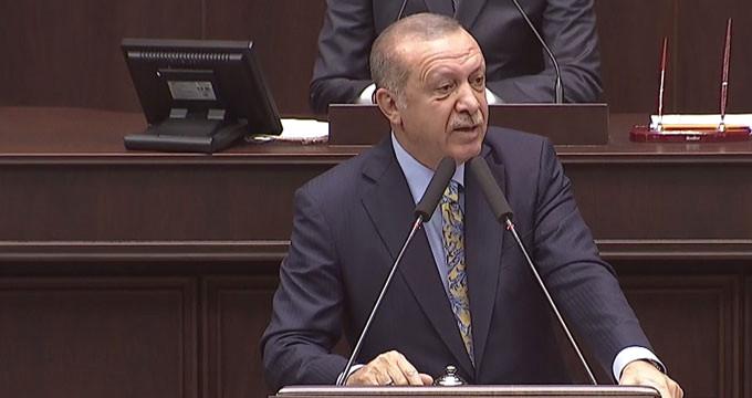 Erdoğan'dan tek cümlelik Rahip Brunson çıkışı!