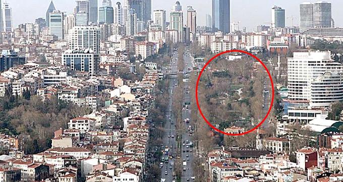 İstanbul'un gözde arazisi 472 milyon TL'ye satıldı