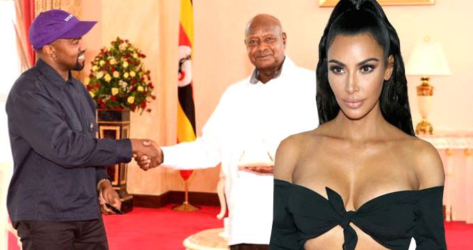 Kardashian'ın eşinden 72 yaşındaki cumhurbaşkanına ilginç hediye