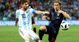 Luka Modricten şaşırtan Messi çıkışı