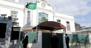 Türk yetkililer, Türkiye'yi terk eden Suudi Başkonsolos'un evine girdi