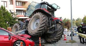 Ankara'yı birbirine katan traktör sürücüsü için karar verildi