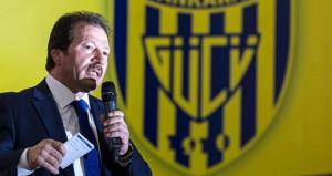 Ankaragücü Başkanı Mehmet Yiğiner, gözünü şampiyonluğa dikti