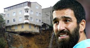 Berkayın burnunu kıran Arda Turana bir darbe de komşularından!