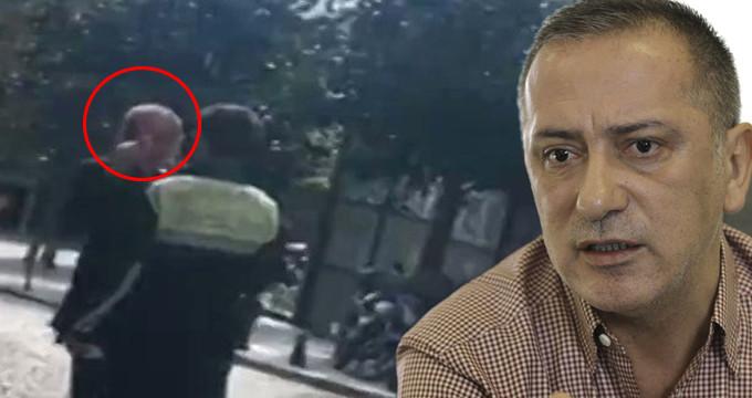 Gazeteci Fatih Altaylı'dan trafik polisine ağır küfürler!