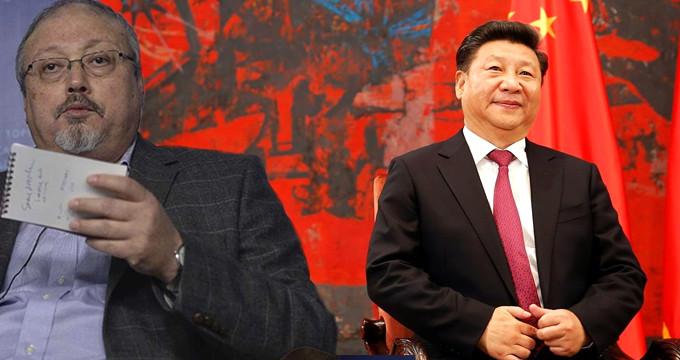 Kayıp gazeteci Cemal Kaşıkçı krizine Çin de dahil oldu!