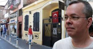 Pastör Brunson'ın İzmir'de görev yaptığı kilise satıldı!