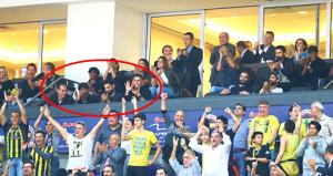 Fenerbahçe Başkanı Ali Koçtan futbolculara jest