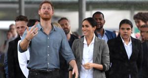 Kraliyet gelini ünlü tenisçiye desteğini böyle gösterdi!