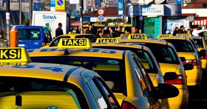 Müşteri kılığına giren sivil polisler, taksicilere ceza yağdırdı