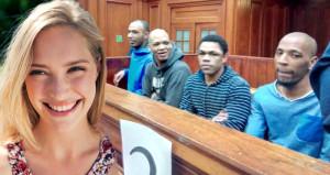 4 cani, genç kadına tecavüz ettikten sonra kafasını taşla ezdi