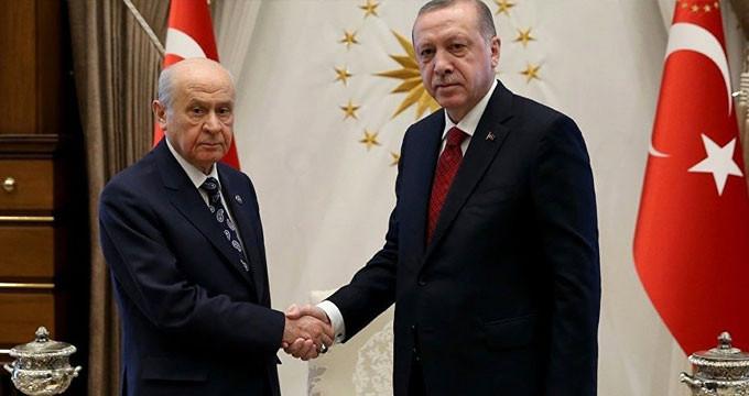 AK Parti'den MHP ile ittifak konusunda yeni açıklama!