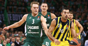 Fenerbahçe, THY Avrupa Liginde fırtına gibi esiyor