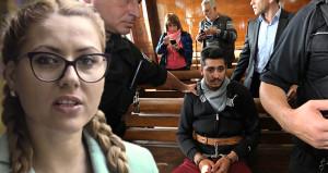 Gazeteciyi öldürdükten sonra tecavüz eden zanlı: Cezamı çekeceğim