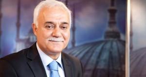 İlahiyatçı-yazar Nihat Hatipoğlu, büyükşehirden aday olabilir!