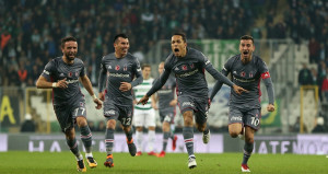 Beşiktaşta yıldız oyuncular Göztepe maçı kadrosuna alınmadı