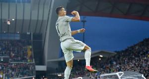 Cristiano Ronaldonun golü Juventusa yetmedi