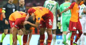 Galatasaraydan 3 oyuncu için sakatlık açıklaması
