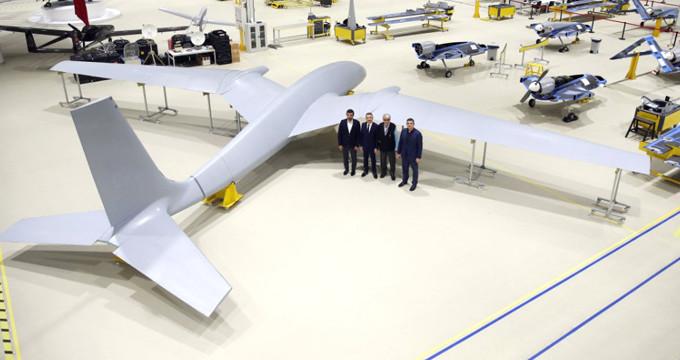 İlk milli insansız savaş uçağı Uçan Balık kanatlandı