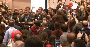 İstanbul Baro Başkanlığı seçiminde avukatlar birbirine girdi