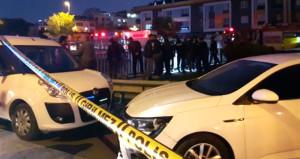 İstanbul'un göbeğinde kan donduran olay! Vatandaşlar merakla izledi