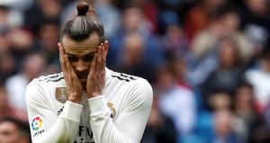Real Madridde kötü gidiş sürüyor