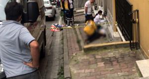 İstanbul'un göbeğinde dehşet! Genç kız, korkunç şekilde can verdi