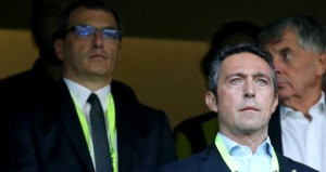 Ali Koç, Sivas maçının sinirini Comolliden çıkardı