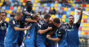 Empoli, Salih Uçanın golüyle beraberliği kurtardı