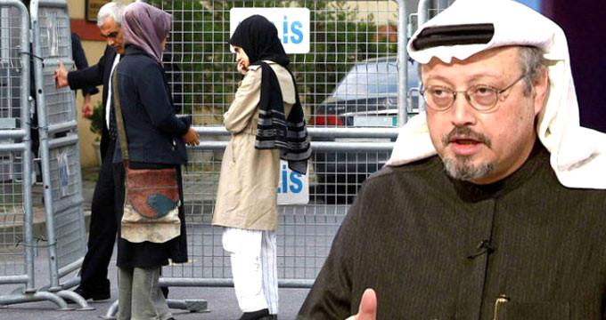 Suudiler, Kaşıkçı cinayetinde aradıkları günah keçisini buldu