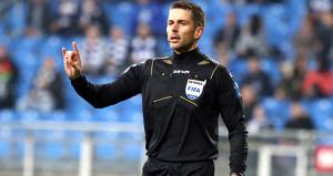 Beşiktaş - Genk maçını Daniel Stefanski yönetecek