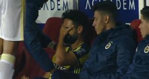 Fenerbahçeli Mehmet göz göre göre sakatlanmış