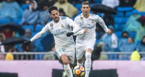 Iscodan sert Cristiano Ronaldo çıkışı