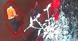 Kadıköy'de cezaevi firarisinin dehşet saçtığı anlar kamerada